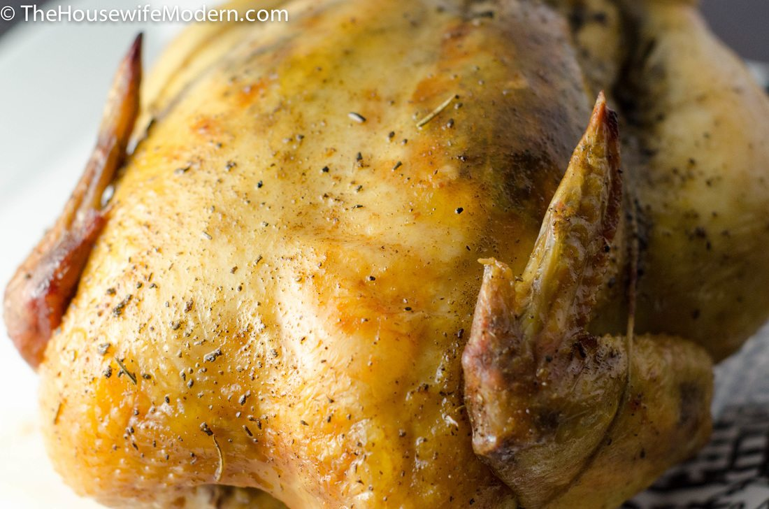 Classic Roast Chicken: delicious, easy-to-follow instructions, and ...