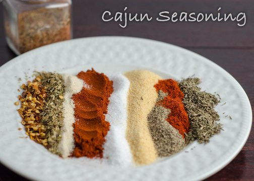 Trust me...you will NEVER buy store-bought again. Plus ideas for where to use Cajun Seasoning.