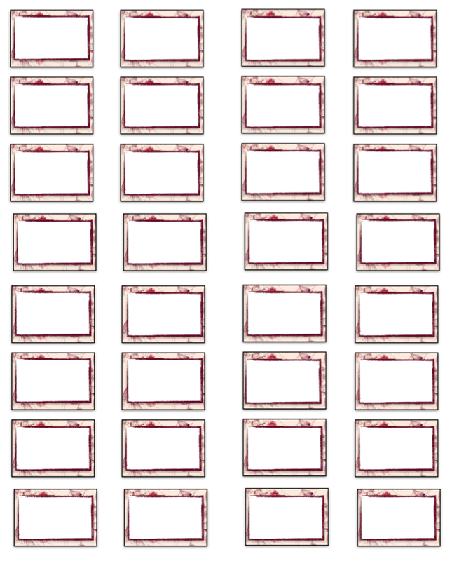 It's just an image of Decisive Printable Spice Jar Labels