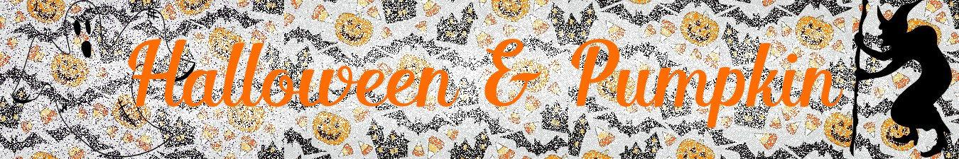 Page: Halloween & Pumpkin