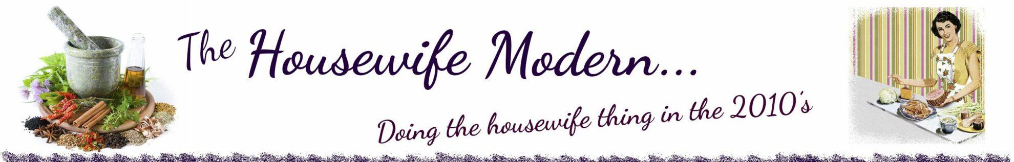 The Housewife Modern