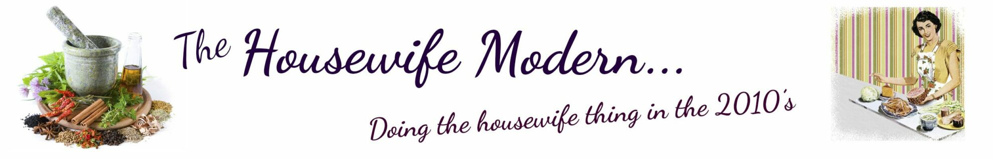 The Housewife Modern
