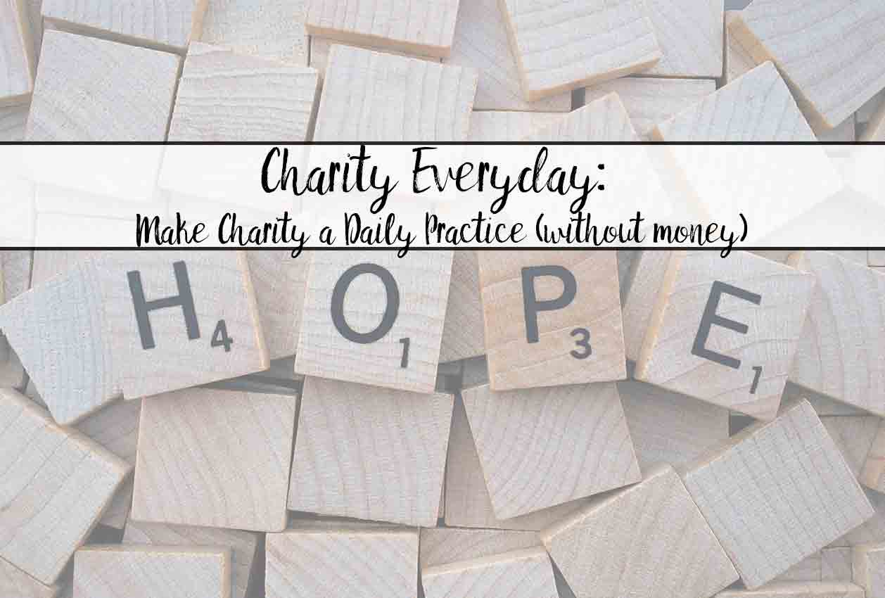 how to start a charity and make money