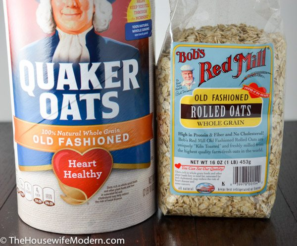 how to cook quick cooking oats