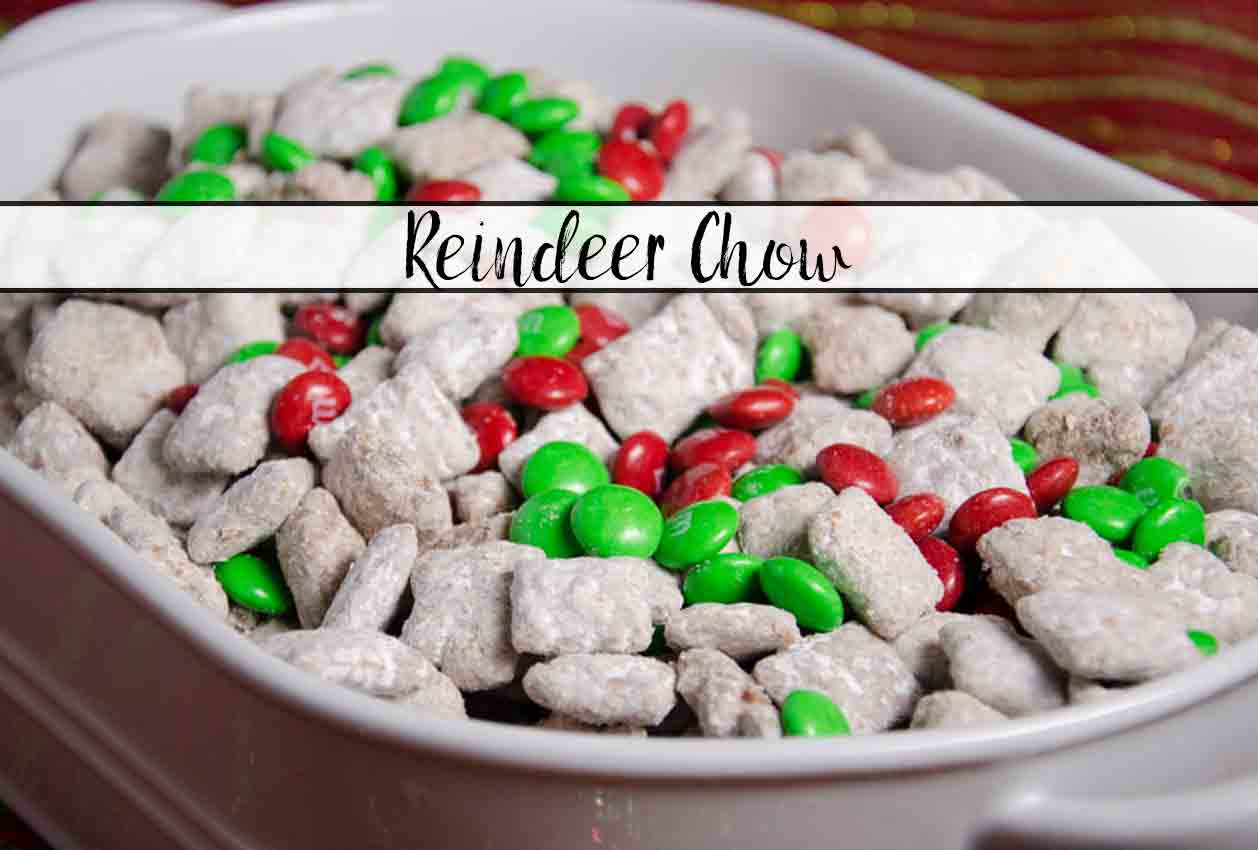 Reindeer chow christmas chex muddy buddies forumfinder Choice Image
