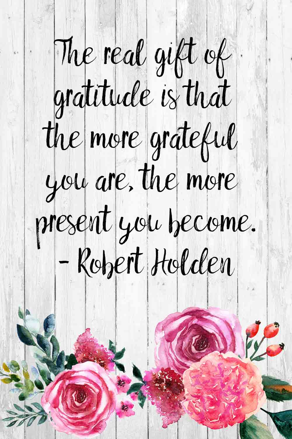 How To Practice Gratitude And Free Printable Gratitude Journal