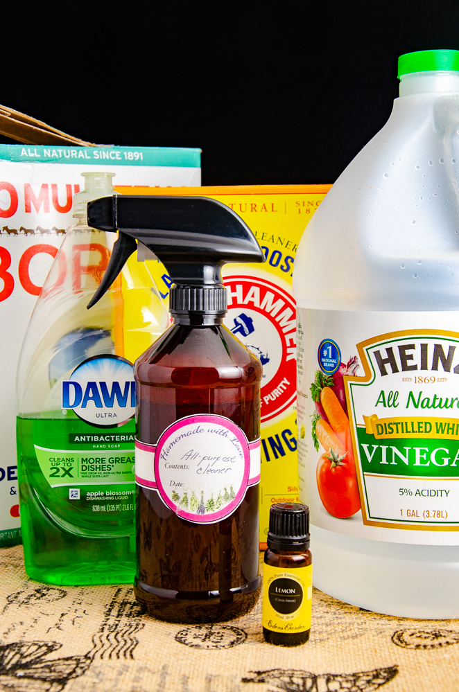 How to Make Homemade All-Purpose Cleaner. Save a ton of money by making your own homemade all-purpose cleaner.