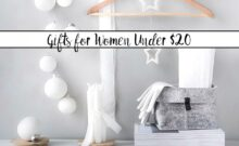 Amazing Gifts for Women Under $20. Gifts ideas for her. Whether for wife, mom, best friend, or sister, give her something she actually wants.