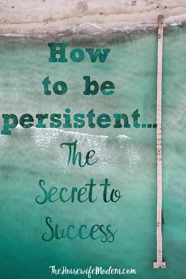 What Everyone Ought to Know About Success. 10 Steps to Be More Persistent. Action steps you can take to reach your goals and be successful. #persistence #success #goals #reachgoals #persistent