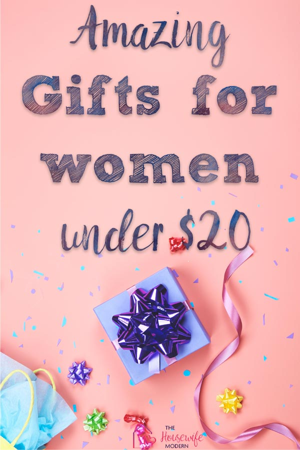 pin image for gifts for women under $20